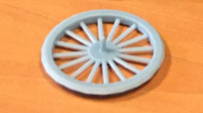 Réalisation de pièce 3D résine pour le secteur automobile : support filtre